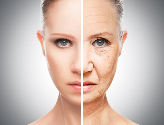 Lipofilling mit Eigenfettunterspritzung. Gesichtsfalten beseitigen